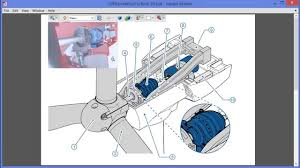 corel designer technical suite technical publication to 3d pdf with corel designer