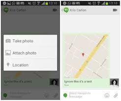 send from android how to your location with friends on android androidpit