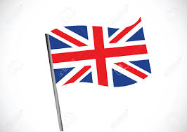 national flag of uk the united kingdom of great britain and