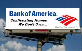 Can Bank of America foreclose