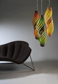 Unique Pendant Light Unique Chrysalis Pendant Light On Furniture Design Ideas In Hd