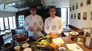 cours de cuisine dimanche franck cerutti cuisinait en live dimanche matin dans l atelier du