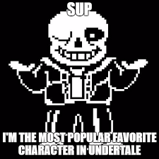 Sans Meme - sans meme by bisexual human on deviantart