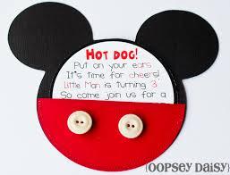 mickey mouse birthday party kara u0027s party ideaskara u0027s party
