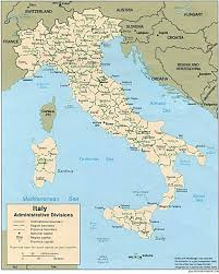 Cities In Italy Map by Nationmaster Maps Of Italy 60 In Total