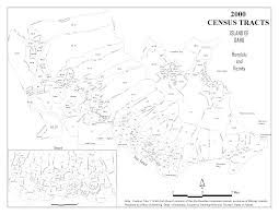 Honolulu Zip Code Map by Office Of Planning 2000 Census Reference Maps