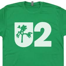 Tree Shirt U2 T Shirt Vintage U2 Joshua Tree Shirt Vintage Band Shirts