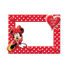 buy disney minnie mouse picture frame disney