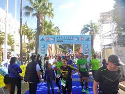 cassidy bentley marathon the 2015 marathon des alpes maritimes nice cannes in pictures