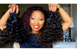hair extensions curly hairstyles yummy hair extensions curly wave unboxing pt1 youtube