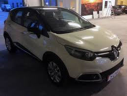 renault captur white interior second hand renault captur for sale san javier murcia costa blanca