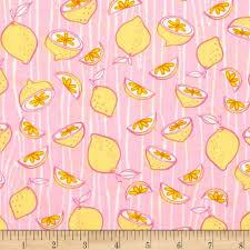 Splash Home Decor by Camelot Pink Lemonade Citrus Splash Light Pink Discount Designer