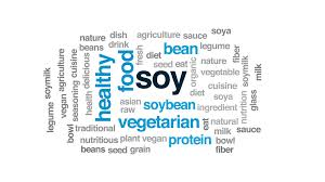 word for cuisine soy word cloud text design animation motion background