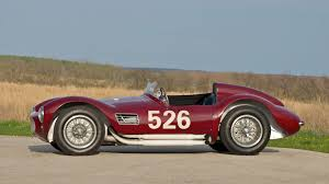 1954 maserati a6gcs 1954 maserati a6 gcs tipo mm chassis 2065 s165 monterey 2011
