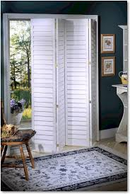 Bi Fold Shutters Interior Hunter Douglas Newstyle Hybrid Shutters With Bi Fold Track System