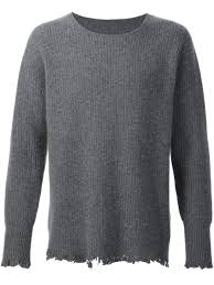 rta p1 online booking rta distressed jumper grey men clothing