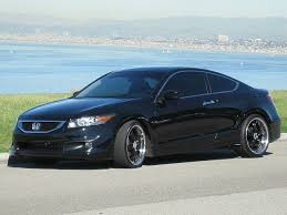 2006 black honda accord coupe your staggerd wheel setup drive accord honda forums