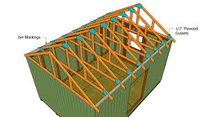 roof plans building a shed roof myoutdoorplans free woodworking plans and