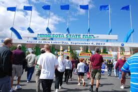 Minnesota travel show images Minnesota state fair give me the mike jpg