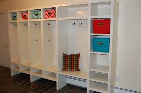 tall mudroom storage lockers diy mudroom storage lockers u2013 three