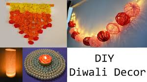 diwali decoration tips and ideas for home diy diwali home decor 2016 youtube