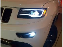 Jeep Grand Cherokee Led Fog Lights Part No 68228884ac X 2