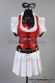 batman arkham city halloween costumes batman arkham asylum harley quinn dress costume cosplaysky com