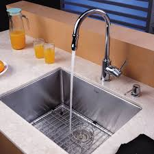 Best Gauge For Kitchen Sink by Brilliant Deep Stainless Steel Sink Undermount Sink Faucet Design