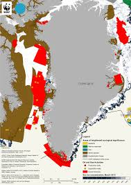 Greenland Map Exploring The Arctic