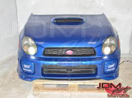 exterior usa vs jdm different front grille subaru impreza id 3724 sti wrx legacy forester grilles body parts and nose