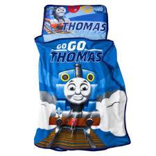 free thomas train tank engine sleeping bag daycare toddler