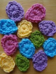 fiber flux free crochet pattern one round baby eggs