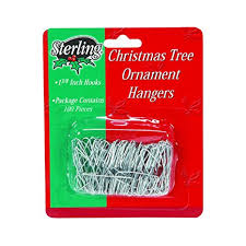 sterling 100200 ornament hangers home kitchen