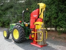 tracteur en bois fendeuse tracteur groupe u0026 pro rabaud