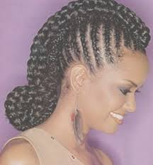 Braided Hairstyles With Weave Ideas About French Braid Styles With Weave Curly Hairstyles