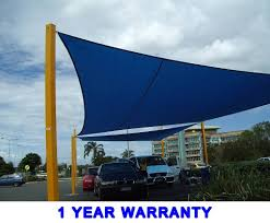 Canopy Triangle Sun Shade by Sun Sail Shade Canopy Installation Pole Pipe Kit