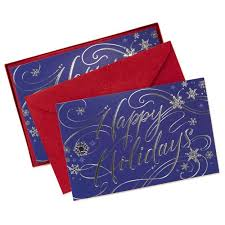 wishes cards box of 40 boxed cards hallmark