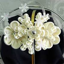 kanzashi hair ornaments lovingly crafted japanese style bridal hair ornaments from