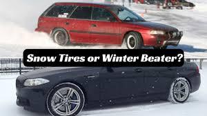 lexus winter tires toronto 2 000 winter beater or snow tires youtube