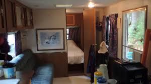 Komfort Travel Trailer Floor Plans 1994 Mallard Travel Trailer 36 Ft Youtube