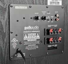Polk Bookshelf Speakers Review Polk Audio T50 Speaker System Review Page 2 Sound U0026 Vision