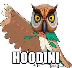 Art Owl Meme - hoodini pokemon sun and moon meme by super baxter on deviantart