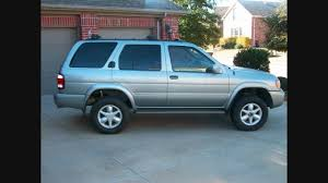 pathfinder nissan 1999 lifted nissan pathfinder youtube
