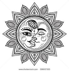 tribal sun stock images royalty free images vectors