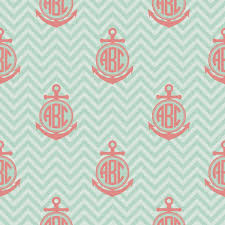 anchor wrapping paper chevron anchor wrapping paper personalized youcustomizeit