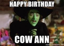 Meme Generator Happy - wizard of oz happy birthday meme generator of best of the funny meme