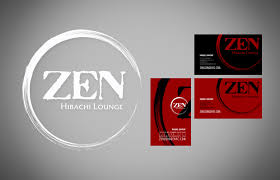 red thread zen idolza zen hibachi lounge logo am creative group new homes plans interior desining country interior design