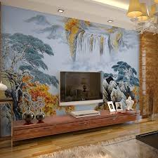 china chinese wallpaper hd china chinese wallpaper hd shopping get quotations hd large mural sofa bedroom tv background wallpaper wall covering wallpaper background wallpaper chinese ink landscape