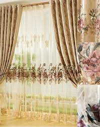 Country Style Window Curtains Living Room Country Living Room Decor Style Decor Country
