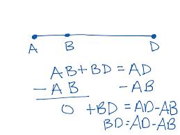 1 3 3 using segment addition postulate math geometry lines